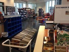Årstad vgs, biblioteket