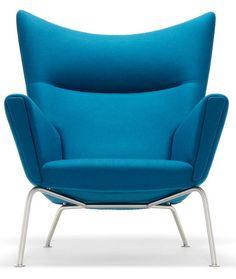 Wegner CH445 Wing Chair - Hans Wegner