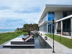 Oceanfront Serendipity 18,400-square-foot house in Vero Beach, Florida