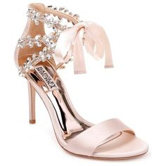 00901a80b33e what a beautiful shoe from the badgley mischka collection