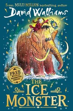 1 bestselling children's author, David Walliams comes his biggest and most epic adventure yet! Illustrated by the artistic genius Tony Ross. This is the story of a ten-year-old orphan and a mammoth… More detail click image or go to link product Ice Monster, Monster Book Of Monsters, Audio Books For Kids, Childrens Books, Got Books, Books To Read, David Walliams Books, Albin Michel Jeunesse, Books