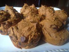 A taste of fall - easy pumpkin muffins