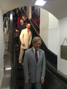Stairway to the Stars in Hot Springs' Josephine Tussaud Wax Museum  #AETN…