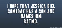 Jessica Biel's son