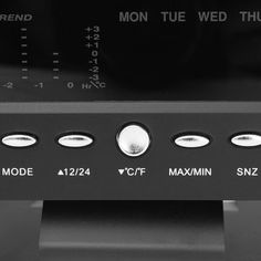 Color LCD Screen Calendar Digital Clock Car Thermometer Weather Forecast Black Sale - Banggood.com