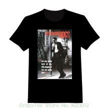 Women's Tee Mr Blonde - Reservoir Dogs Custom T-shirt ( 123 ) - Quentin Tarantino Fashion Brand Clothing Cute T Shirts(China)