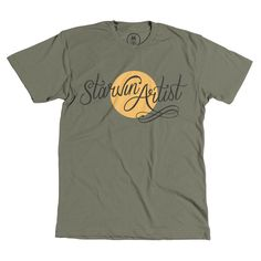 """Starvin' Artist"" designed by  Scott Buckland. My humble homage to a classic rock album about the simple struggles of life."