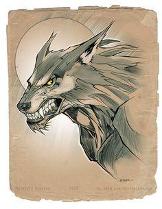 Lycan by el-grimlock.deviantart.com on @deviantART
