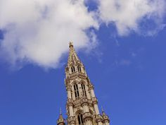 Sunset Avenue, Reading and Lifestyle: Weekend Bruxellois ! La Grand Place