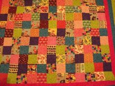 May 13 - Today's Featured Quilts - 24 Blocks