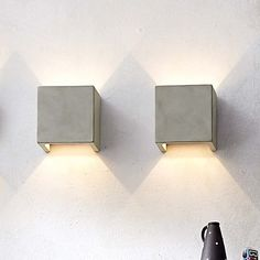 Seed Design Castle S Outdoor LED Wall Sconce