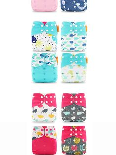 Women's Intimates Precise 4pcs 10cm Washable Reusable Nursing Breast Pads Stay Dry Cloth Pad Breastfeeding Absorbent Waterproof Handsome Appearance Underwear & Sleepwears