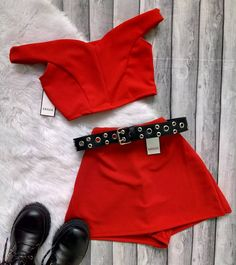 Teen Fashion Outfits, Look Fashion, Outfits For Teens, Korean Fashion, Girl Outfits, Womens Fashion, Cute Casual Outfits, Stylish Outfits, Night Outfits