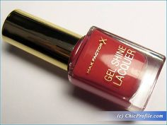 Max Factor Twinkling Pink Gel Shine Lacquer Review, Swatches, Photos