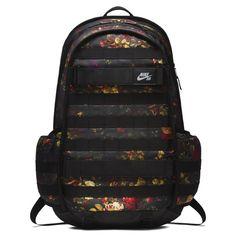 b7c4c649345 Nike SB RPM Graphic Skateboarding Backpack - Black Skateboard Backpack