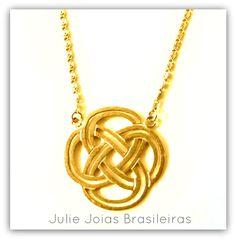 Pendente Símbolo® em ouro 750/18k (750/18k gold Symbol® pendant)