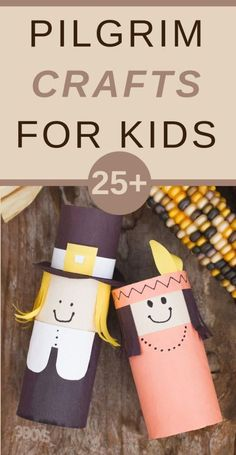 Pilgrim Crafts and Activities - 3 Boys and a Dog pilgrim crafts for toddlers These Pilgrim Crafts and Activities for Kids teach about some of the first settlers in America. Recipes, crafts, worksheets, & hands on fun! Thanksgiving Crafts For Kids, Thanksgiving Activities, Crafts For Kids To Make, Holiday Crafts, Gifts For Kids, Activities For Kids, Thanksgiving Decorations, Thanksgiving Table, Kids Diy