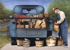 Truck farmers. ..