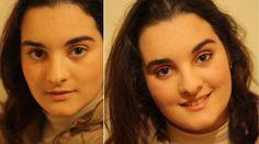 Sessão de Auto-Maquilhagem (Maquilhagem Diária) e Seguimento Facial da Anfitriã Márcia Fonseca.