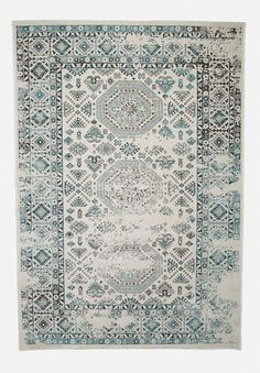 Karim blue surf rug Hertex Fabrics Rugs | Superbalist.com