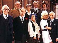 "The BBC British sitcom will be returning to screens as part of BBC's ""landmark comedy season"" 1970s Tv Shows, Old Tv Shows, Movies And Tv Shows, British Sitcoms, British Comedy, English Comedy, British Actors, Are You Being Served, Color Television"