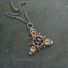 Necklaces and pendants - Strukova Elena - copyrights decorations
