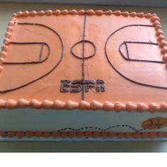 Nick's birthday cake