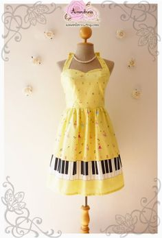 Piano yellow dress lyrics