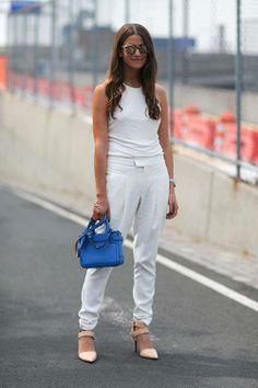 White & elegant