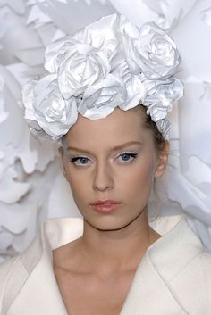 #Chanel Spring 2009 Couture Collection