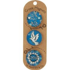 Zeta Phi Beta New Sorority Magnets $5.49