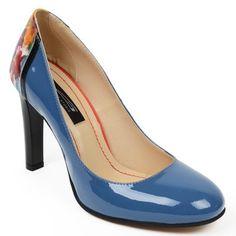 Pantofi din piele naturala Valentina