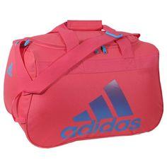 adidas Diablo Small Duffel Bag, Bahia Pink/Vivid Pink/Samba Blue adidas http://www.amazon.com/dp/B00DF3EYM4/ref=cm_sw_r_pi_dp_gm77tb0TB42S0