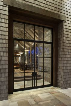French Doors | Rehme Steel Windows & Doors