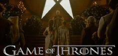 Depois de um casamento vermelho na terceira temporada, Game of Thrones surpreende os fãs com o casamento de Joffrey e Margaery! Um verdadeiro alívio!