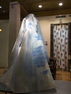 vestido novia modelo Marina de la colección de Alta Costura de La Boheme 1994 - Novias Valencia