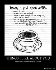 Things I Like About You - Demotivational Poster