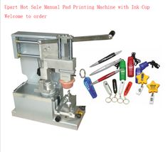 pad printing machine used for pen/lights/cups/keychains and other promotional projects //Price: $US $436.00 & FREE Shipping // #cleaningappliances