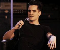When you overhear someone say Panic! At The Disco