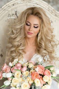 салон Эль Стиль: Свадебный макияж для невесты с использованием цветовых акцентов особенно актуален для невест, у которых определенный цвет глаз голубые карие черные зеленые.