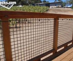 decks with bench as railing | ... bench, planter and custom wood rail. The railing uses a double