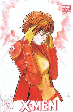 Rachel Summers by Stephanie Hans