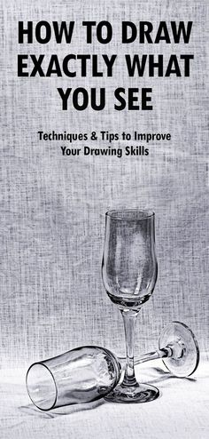 Learn to draw and sketch with these easy drawing tips. Read step-by-step instructions (with pictures) explaining how to draw what you see. If you want to be able to draw realistically, these 12 drawing techniques will help improve your drawing skills. Drawing Skills, Drawing Lessons, Drawing Tips, Art Lessons, Drawing Techniques Pencil, Sketching Techniques, Drawing Drawing, Ideas For Drawing, Painting & Drawing