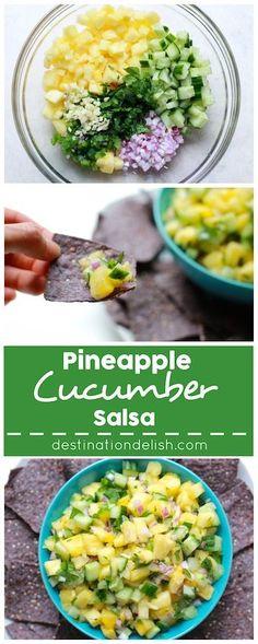 Pineapple Cucumber S