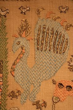 Greek Embroidery Panels