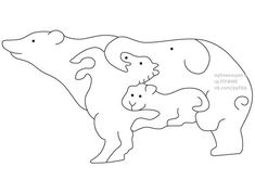 advanced scroll saw patterns Scroll Saw Patterns Free, Scroll Pattern, Wood Patterns, Pattern Art, Intarsia Woodworking, Woodworking Toys, Animal Puzzle, Wooden Wall Art, Wooden Puzzles