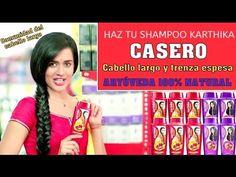 PREPARA TU SHAMPOO EN SECO! Mantén tu cabello largo y haz que crezca más rápido con estos secretos! - YouTube