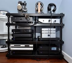 Mivera Audio Superstack with MSB Select DAC 2