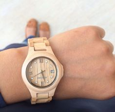 All natural female wooden watches