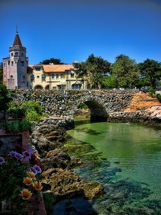 Cascais, Lisbon Region, Portugal Enjoy Portugal Cottages and Manor Houses Travel to Portugal Portugal Honeymoons Places Around The World, Oh The Places You'll Go, Places To Travel, Places To Visit, Around The Worlds, Cascais Portugal, Spain And Portugal, Portugal Travel, Algarve